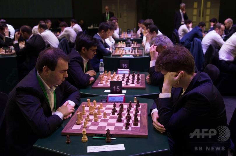 サウジ初の国際チェス大会、イスラエル選手締め出し ビザ発給拒否