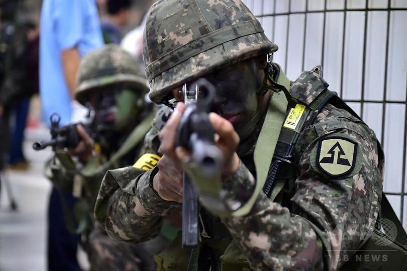 「途方もない額」の実態は? 米韓軍事演習、経費15億円と国防総省
