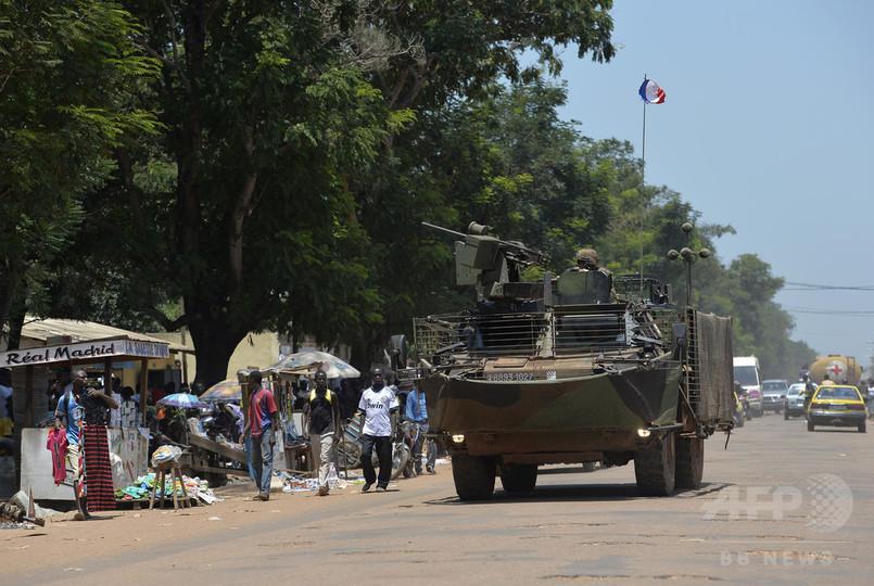 PKO隊員41人が中央アフリカで性的虐待、国連調査