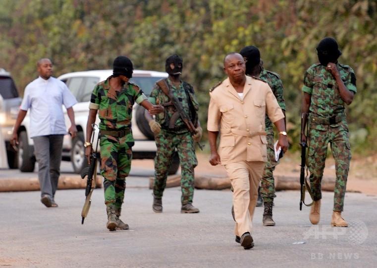 兵士たちが賃上げ求め都市を占拠 コートジボワール