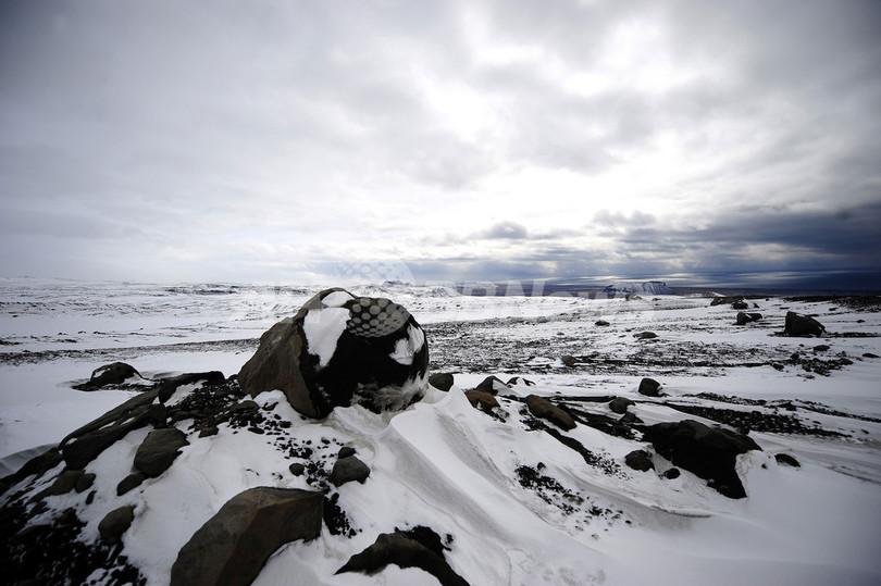 「魔女の火山」カトラ、連鎖噴火を警戒 アイスランド