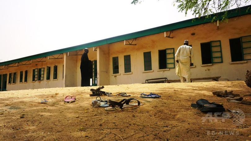 ボコ・ハラムの襲撃で生徒110人不明 ナイジェリア政府が認める