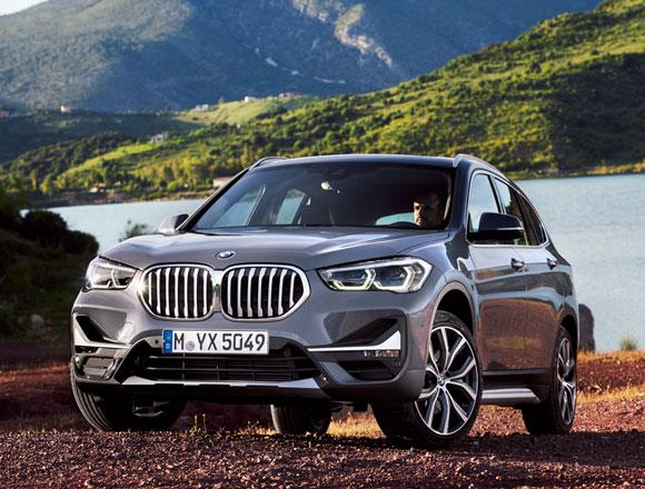 BMWのコンパクトSUV、X1がフェイスリフト。キドニー・グリルが拡大。