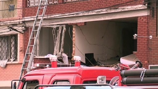 動画:コロンビア首都の工場で爆発、4人死亡 人気競技「テホ」の火薬袋製造