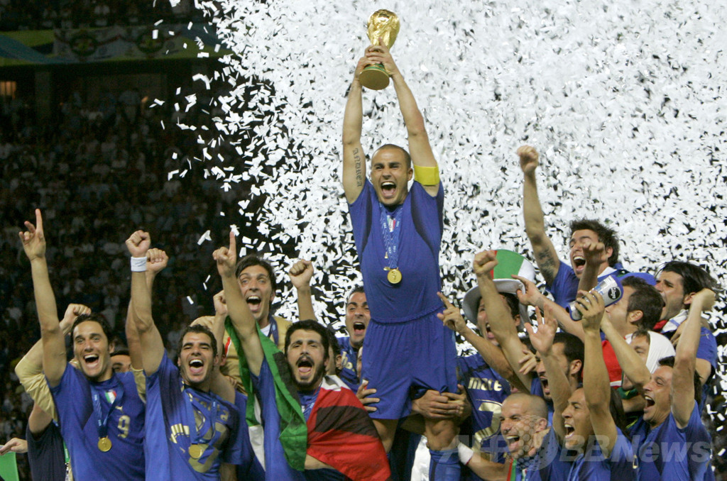 イタリアの優勝とジダンの頭突き―2006年W杯ドイツ大会