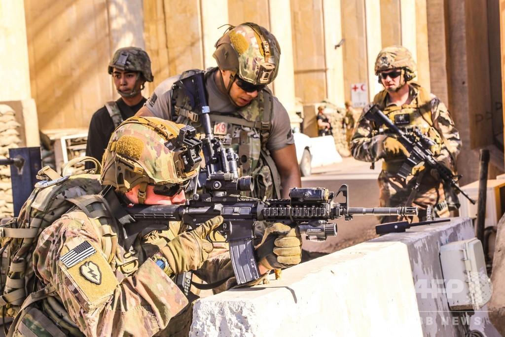 米、中東に750人増派 在イラク大使館襲撃受け