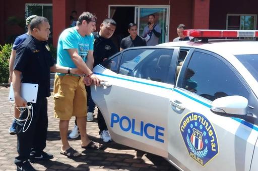 ジョージ・クルーニーになりすまし衣料品販売、イタリア人男女をタイで逮捕