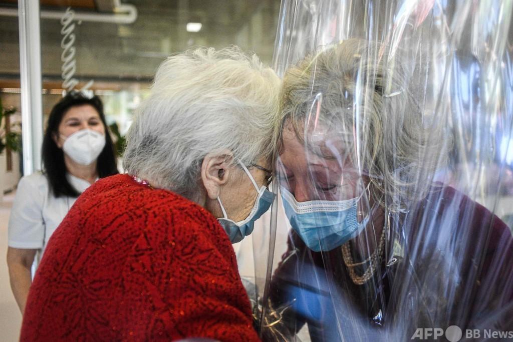 24時間の新型コロナ死者、世界で1万人超える AFP集計