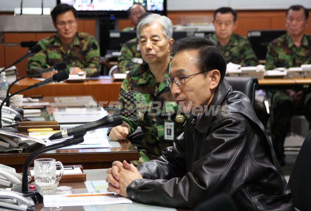オバマ大統領が「激怒」、韓国大統領と対応協議へ