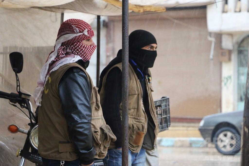 トルコ軍がクルド人民兵部隊と衝突、米国は「自制」要求