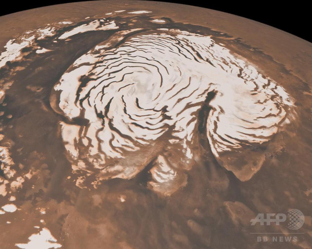 火星は「氷河期から脱しつつある」、米研究