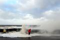 冬の嵐「エレノア」、欧州各国で大きな被害