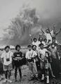 【AFP記者コラム】ピナツボ火山の死神から逃げ切る