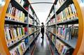 もっと本を読もう! 放置ビルが図書館に変身 河北省張家口