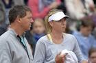 全仏オープン控える選手が調整、女子シングルス