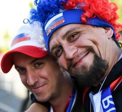 【AFP記者コラム】ロシアW杯から愛を込めて
