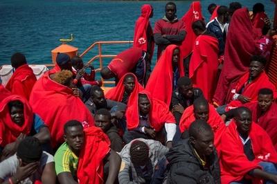 2018年に地中海で死亡・不明の移民、前年比25%以上減少 UNHCR