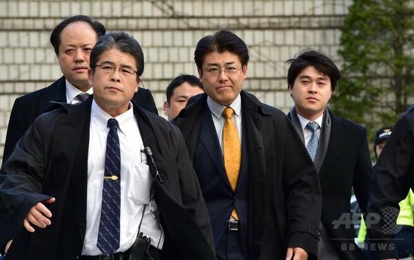 産経新聞前ソウル支局長に無罪判決、韓国