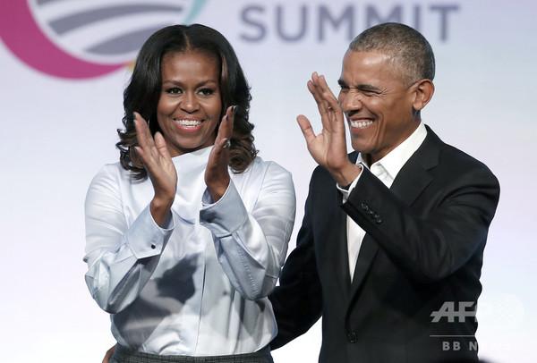 ミシェル・オバマ、次の大統領選で台風の目に