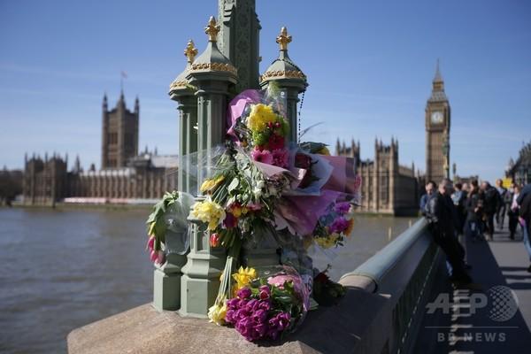 英議会襲撃、新たに容疑者1人拘束 捜査はメッセージアプリに焦点