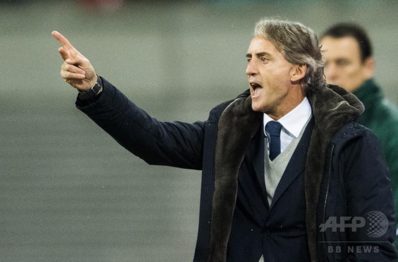 イタリア代表の新監督はマンチーニ氏、基本合意と連盟発表