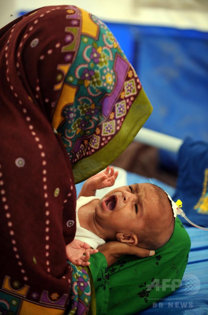 泣く子への母親の反応、文化を超えて存在 米研究