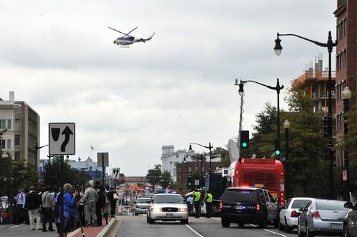 米ワシントンの海軍施設で銃乱射、13人死亡 容疑者は元予備役