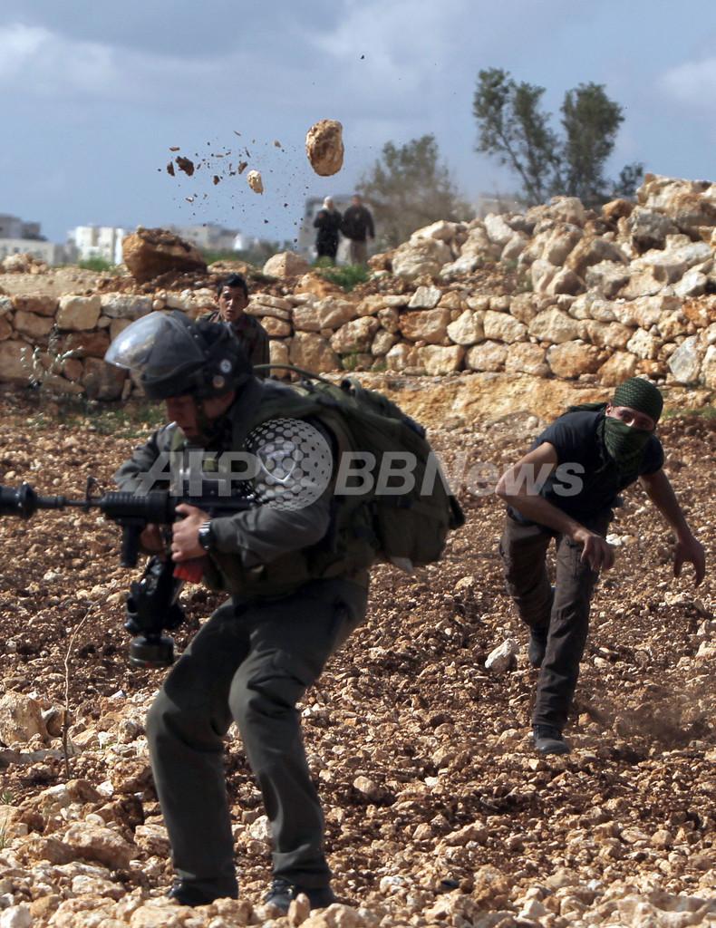 イスラエル軍がパレスチナ人未成年者を虐待、ユニセフ報告