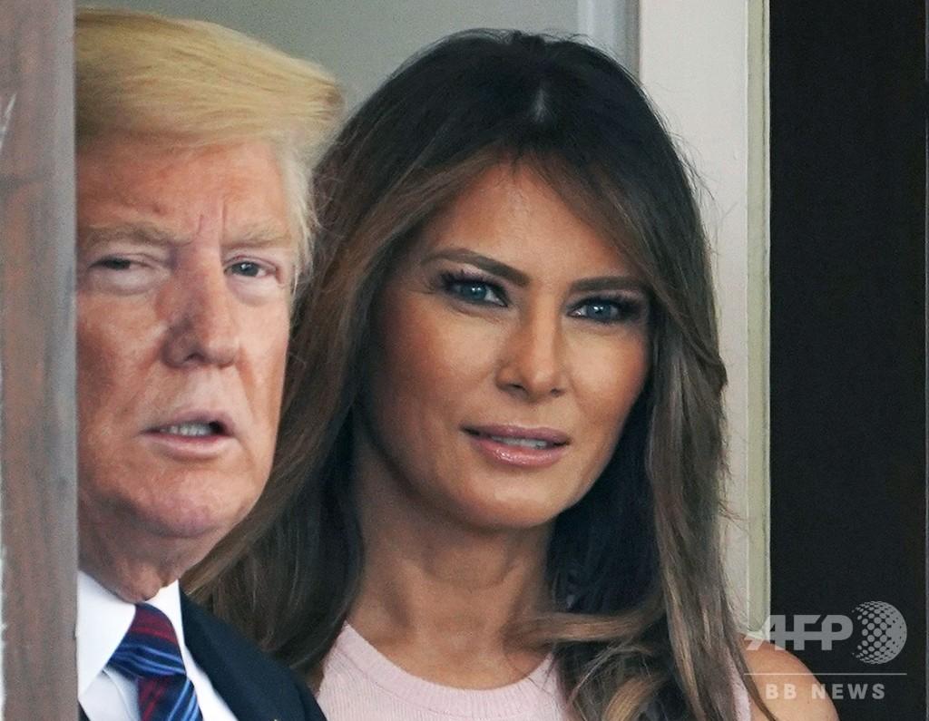 米大統領夫人、結婚生活めぐるゴシップに「私たちは問題ない」