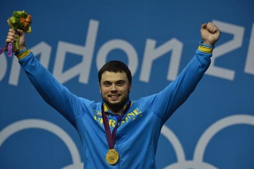 ウクライナ重量挙げ選手、ドーピングで五輪金メダル剥奪