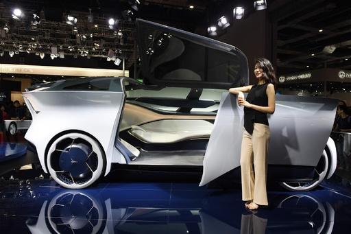 【写真特集】世界最大市場に自動車メーカーが集結、上海モーターショー2019