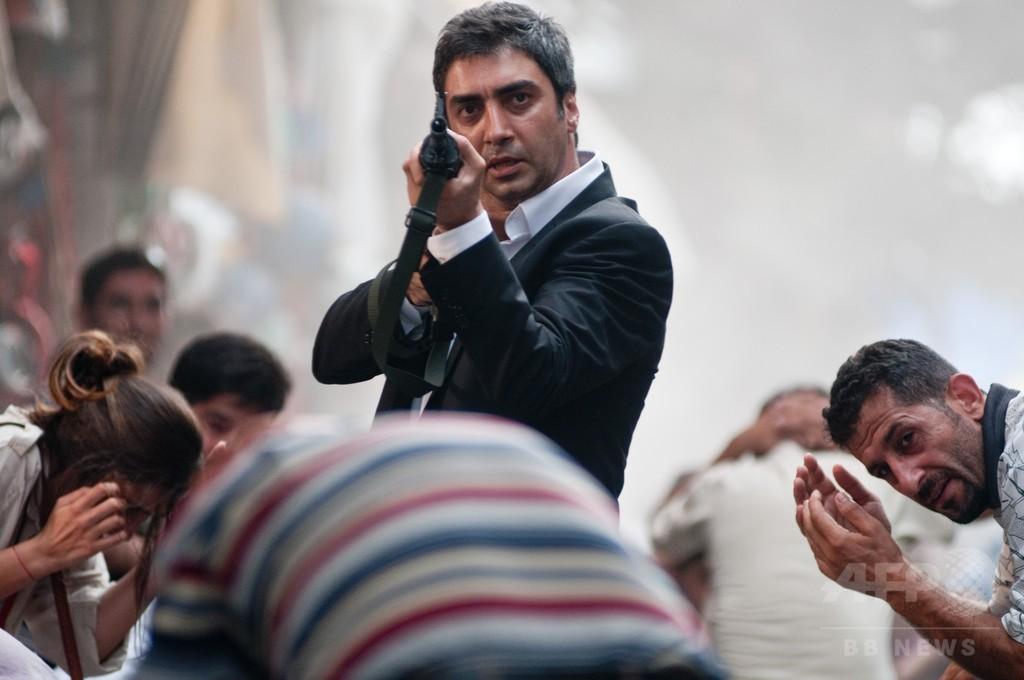 トルコ版ボンドが活躍、クーデター未遂事件題材に映画制作へ