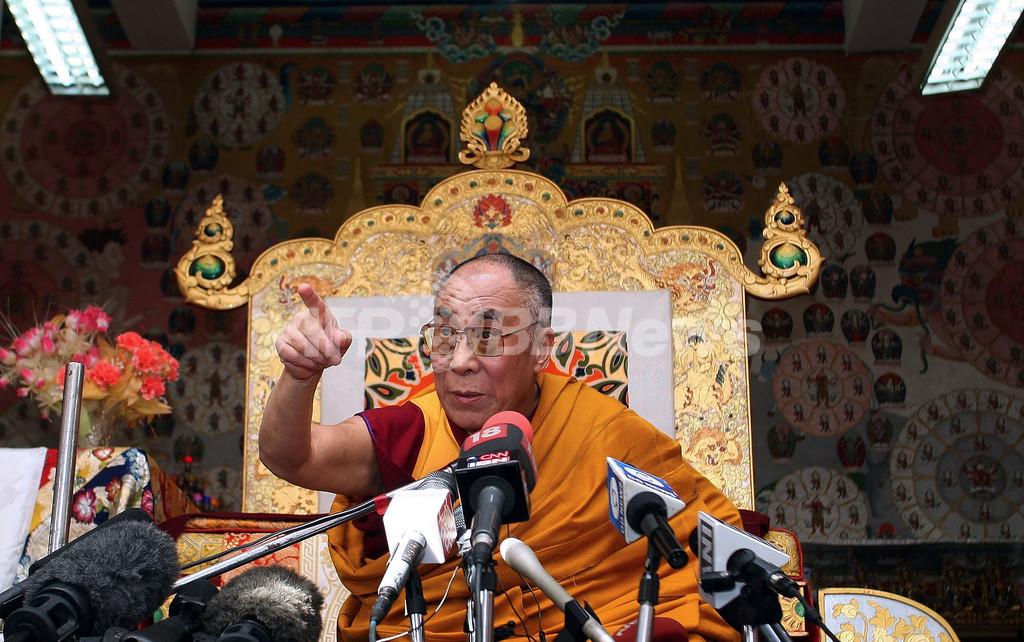 ダライ・ラマ、「恐怖によるチベット統治」と中国を非難