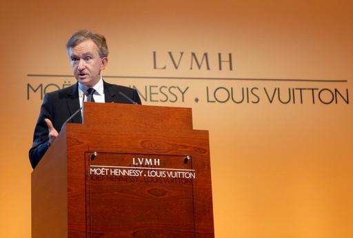 仏ラグジュアリー企業『LVMH』、前年比30%増で記録的な業績 - フランス