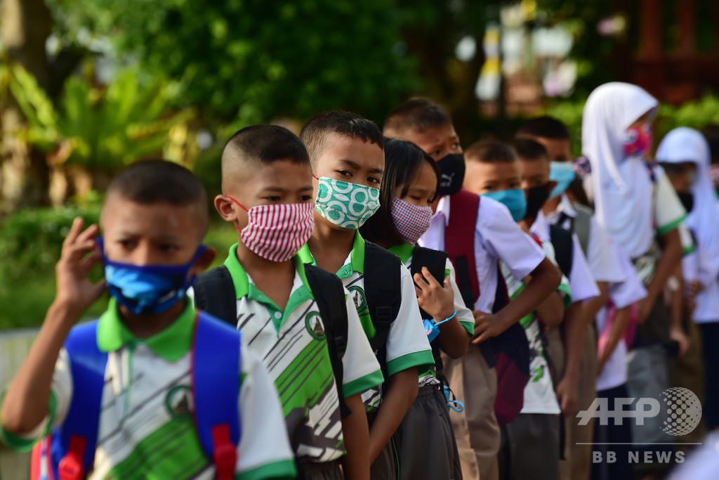 マスク着用、12歳以上は大人同様に WHO新指針