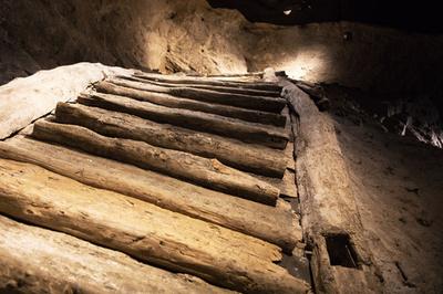 アルプス岩塩坑に眠る、青銅器時代の産業の足跡