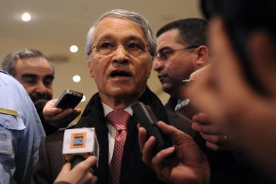 「全加盟国、減産で一致」、OPECのへリル議長