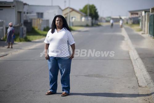性暴力の標的にされるレズビアンたち、南アフリカ