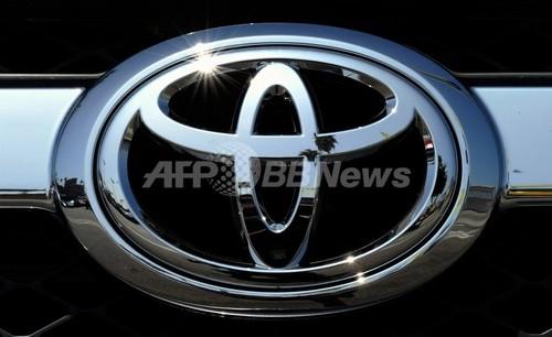 トヨタ車衝突、大半が「運転手の責任」 米運輸省報告書