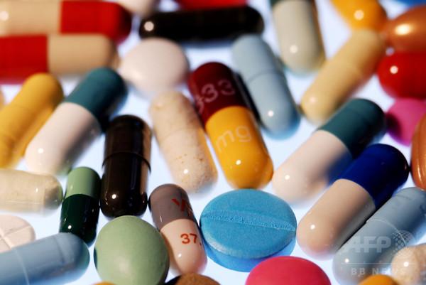 胸焼け抑える薬、心臓発作リスクに関連か