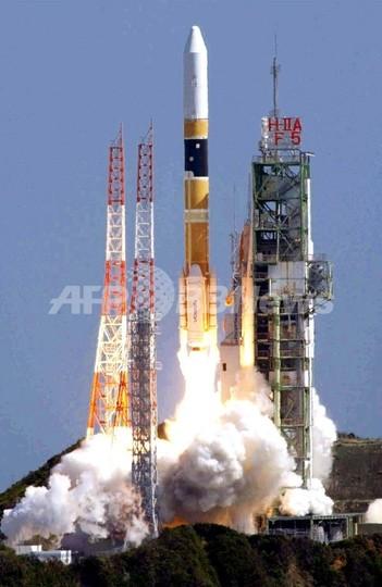 金星探査機「あかつき」打ち上げ成功