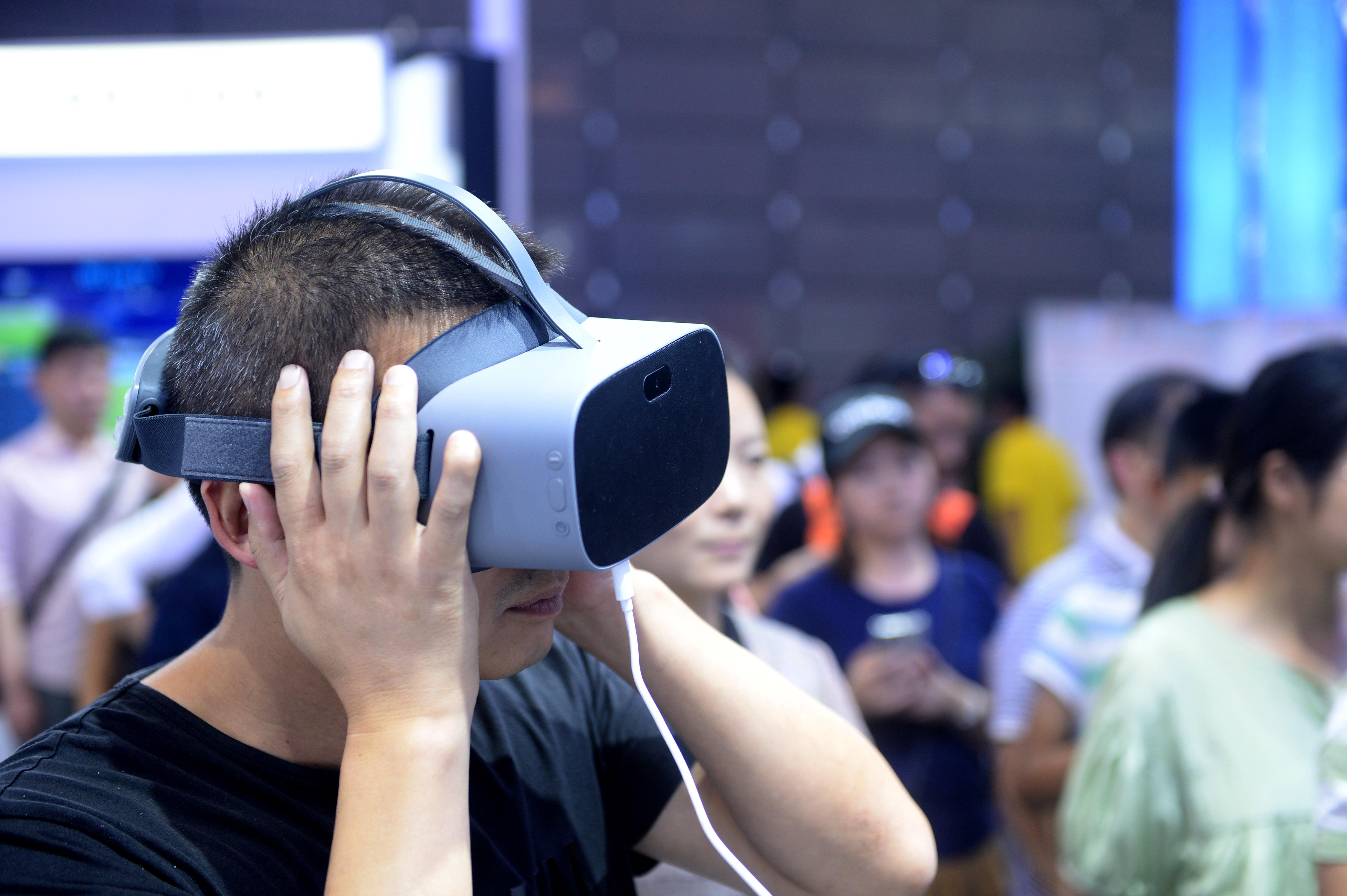 中国のVR企業上位50社発表