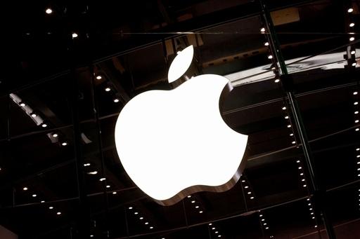 米アップルの株価が500ドル突破、上場来初めて