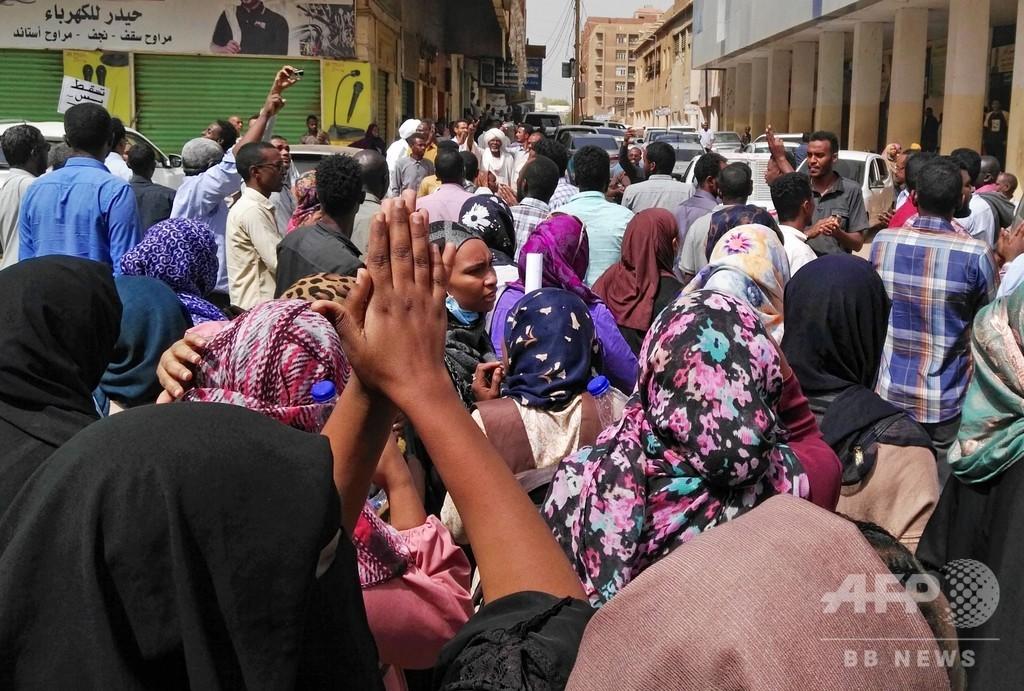 スーダン大統領が非常事態宣言 反政府デモ沈静化狙う