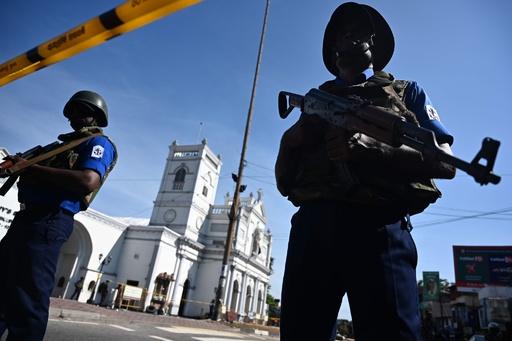 スリランカ政府、非常事態を宣言 連続爆発を受け