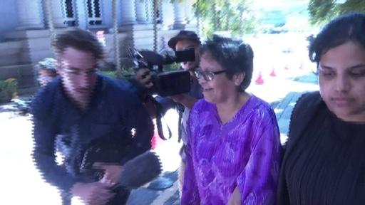 動画:マレーシア最高裁、だまされ薬物運んだ豪州人の女に無罪 死刑から一転