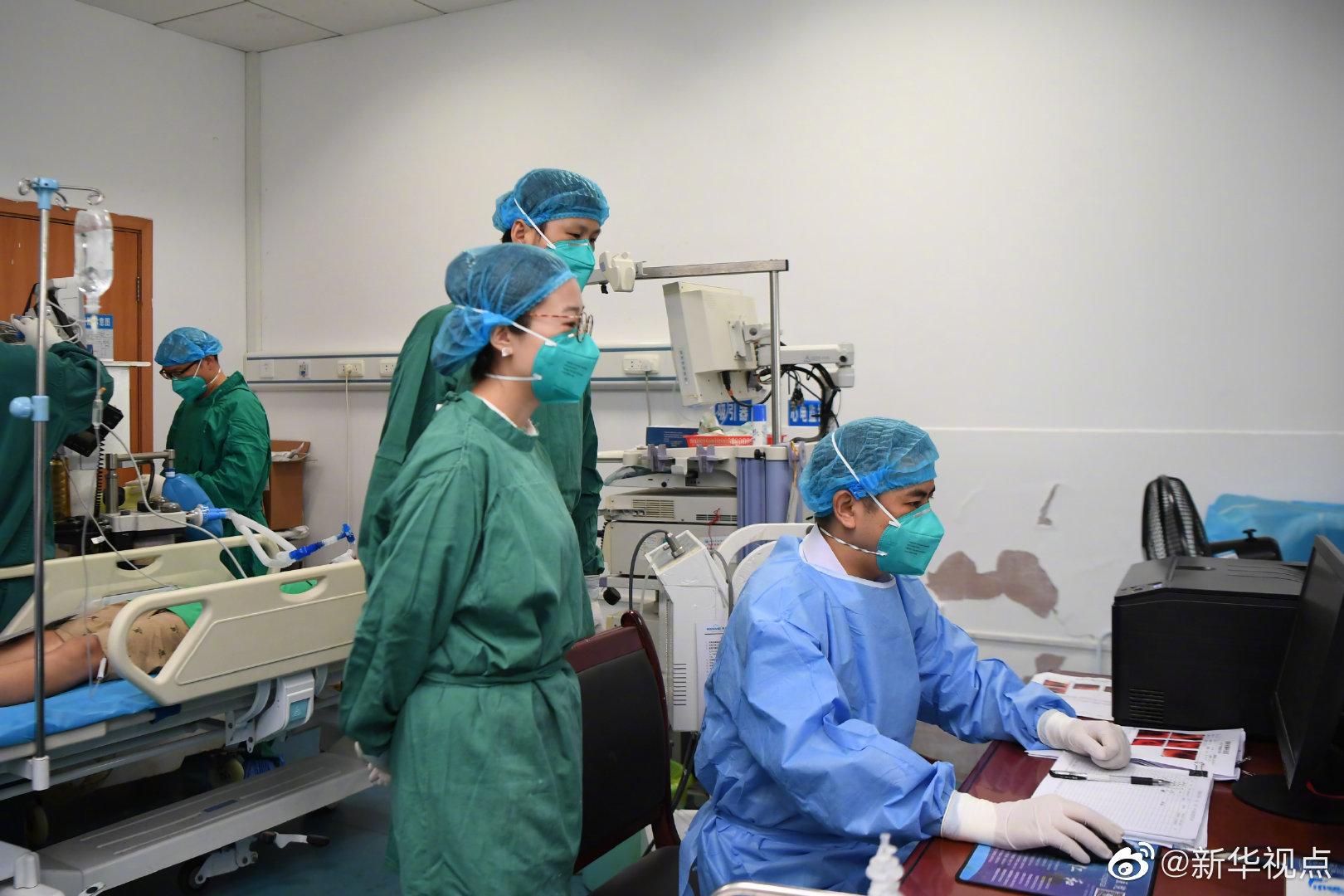 中国・武漢市、新型コロナウイルス肺炎で出境者を管理