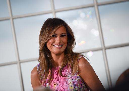 米大統領夫人のスロベニア人両親が米国に帰化