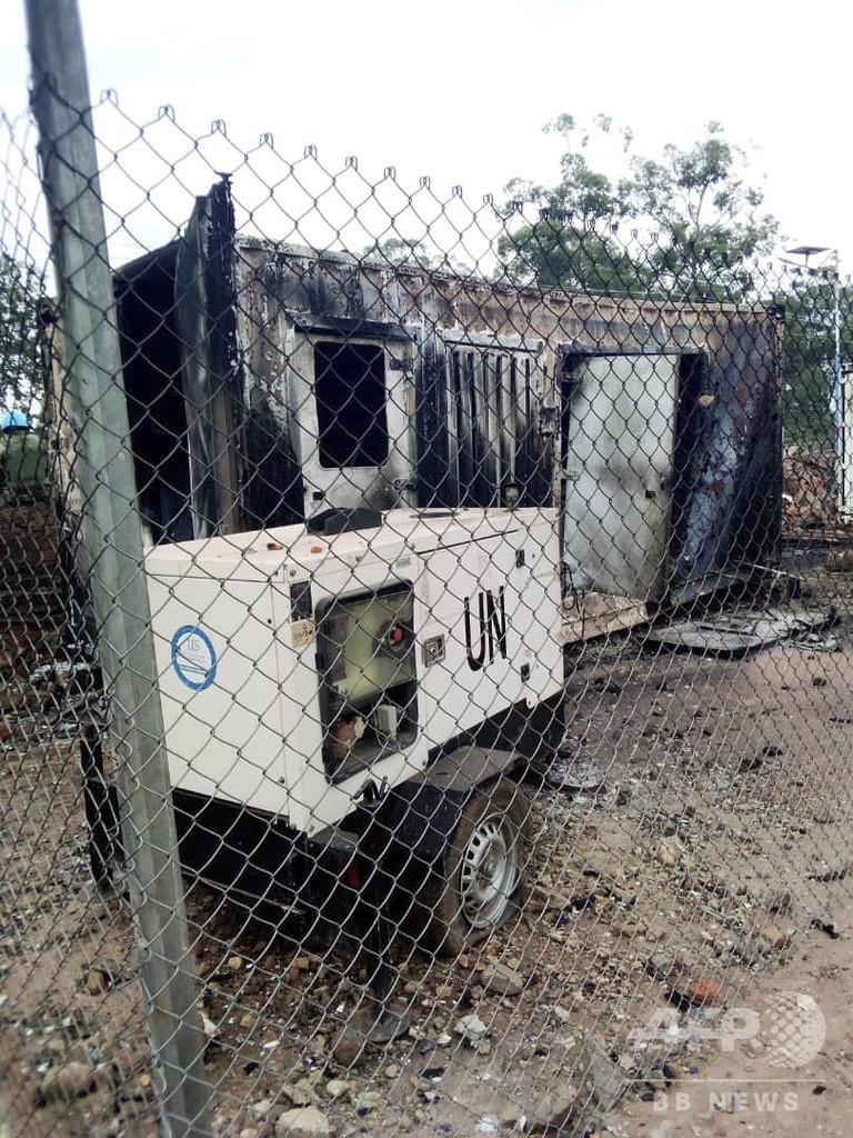コンゴで武装勢力の襲撃相次ぐ 国連PKOに批判、デモで死者も