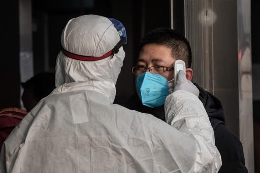 新型ウイルス、北京で初の死者